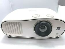 Epson H651A PowerLite Home Cinema 3500 3D Full HD 1080p Projector -  READ
