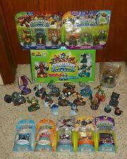 Skylanders Swap Force w/ 3 Adventure Packs & 24 Figures - Wii U