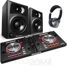Numark Active DJ & PA Equipment Packages