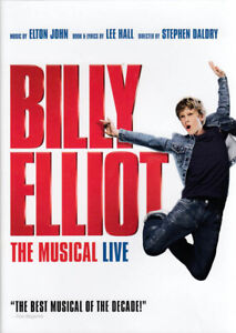 BILLY ELLIOT - THE MUSICAL LIVE (WHITE COVER) (DVD)