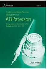 """HSC English Top Notes study guide A. B. """"Banjo"""" Paterson"""