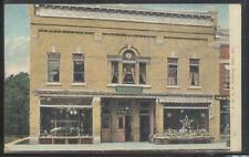 Postcard KANE Pennsylvania/PA  Y.M.C.A. & Store Grocery Building Storefront 1907