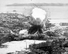 "Korean Buildings Bombed B-26 Invader Light Bombers 8""x 10"" Korean War Photo 30"