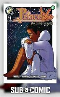 PRINCELESS FIND YOURSELF #1 COVER A ANAKOR (ACTION LAB 2018 1st Print) COMIC