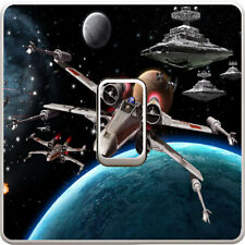 Star Wars X-Wing Light Switch Vinyl Sticker Decal for Kids Bedroom #383