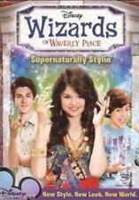 Wizards Of Waverly Place: Supernaturally Stylin' *Fullscreen DVD*