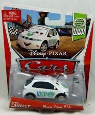 Disney Pixar Cars ERIK LANELEY Grand Prix Series Diecast Toy 1:55 WGP NEW