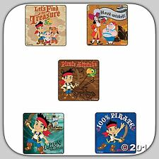 Jake and the Neverland Pirates Stickers x 5 - Party Supplies - Loot Bag/Favours