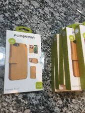 "PureGear iPhone 6 (4.7"") Credit Card ID Express Folio Case Cover Caram"