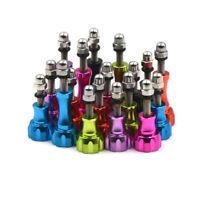3X Aluminium Alloy Knob Thumb Screw Mount Accessories For Go pro Hero1/2/3/3+ ¾q