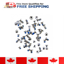 iPhone 6 White Silver Complete Replacement Screw Set
