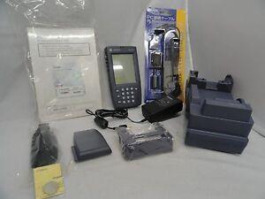 Casio CASSIOPEIA IT-70M30E Pocket PC Bundle NEW in Box