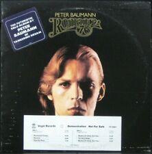 PETER BAUMANN (Tangerine Dream) 'Romance 76' NM White label Promo LP