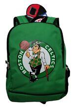 Boston Celtics NBA Green Team Logos 12'' Mini Backpacks Backpack/Bag