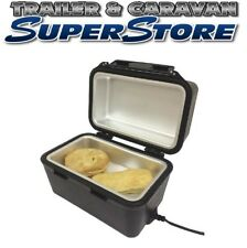 12V Portable Food Stove Oven pie Warmer Hot Plate suit Car Truck Camping ACC271