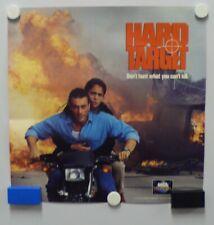 HARD TARGET SUPPLEMENT POSTER 4 1993-Poster