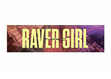 Mac Cosmetics RAVER GIRL Eye shadow X 8+ Highlighter Powder Palette