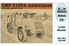 Mirror Models 35106 1/35 CMP C15TA Armored Ambulance