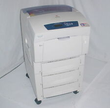 Xerox Phaser 6250/DP COLOR Workgroup Laser Printer ~ Beautiful Test Prints!