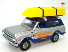 1:43 1969 CHEVY BLAZER 4X4  - MINT BOXED