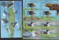 CEPT Moldova Moldawien   2019 MNH ** Bird  Booklet