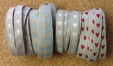 Cotton Single-Sided Cardmaking & Scrapbooking Bows