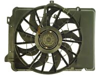Engine Cooling Fan Assembly Dorman 620-101