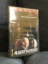 Million Dollar Baby (Dvd, 2005, 2-Disc Set, Widescreen) Brand New - Sealed