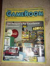 GameRoom Magazine -June 2002 Vol 14. No 6. Free Shipping!