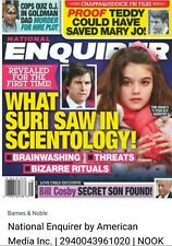 National Enquirer 2018, 16. April, OP $4.99