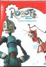 Inkworks Robots The Movie Complete 90 Card Base Set