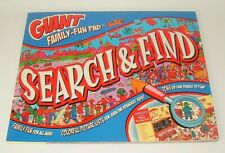 Giant Family Fun Pad Search & Find family activity fun Tony Tellarico