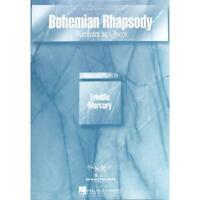 Bohemian Rhapsody - Freddie Mercury - Einzelausgabe für Klavier, Gesang, Gitarre