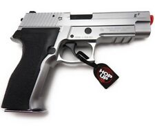 Tokyo Marui Sig P220E2 Gas Blowback Airsoft Silver Stainless 6mm BB Japan
