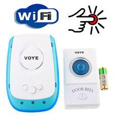 Campanello Wireless Wifi 38 Suonerie Senza Fili Casa Ufficio Voye Presa 220 593
