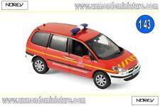 Peugeot 807 2008 Pompiers  NOREV - NO 478709 - Echelle 1/43