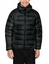 Vêtements de randonnée noirs Jack Wolfskin polyester