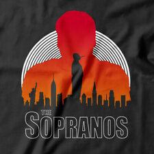 The Sopranos T-Shirt Tony James Gandolfini HBO TV Show