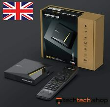 More details for formuler z8 pro 4k android iptv wifi 2gb 16gb brand new
