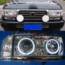For Toyota Prado Land Cruiser LC80 FZJ80 4500 1991-1997 Head Lamps Headlights