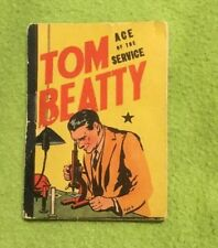 Vintage ~ 1939 ~ Tom Beatty ~ Ace of the Service and The Kidnappers