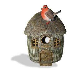 Bird Care Wicker Robin Birdhouse BH22-D