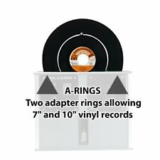 Used Demo Audio Desk System Vinyl Record Cleaning Cleaner A-Rings Arings