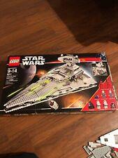 LEGO 6211 Star Wars Imperial Star Destroyer No Fig 90% Complete
