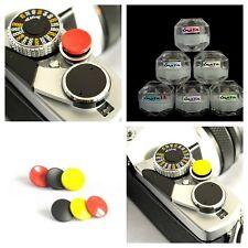 Metal Soft Shutter Button for Leica Fujifilm Nikon Canon Minolta Pentax OM SSB