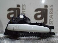 # AUDI A4 ESTATE 2013 2.0 TDI PASSENGER SIDE FRONT EXTERNAL DOOR HANDLE