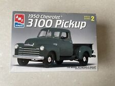 AMT ERTL 1950 Chevrolet 3100 Pickup - Scale 1/25