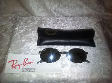 Vintage Rayban bausch & lomb W2319 Chrome Mirror Sunglasses W/case ORIGINAL RARE