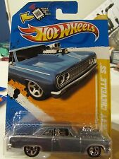 Hot Wheels '64 Chevy Chevelle SS 2012 New Models Gray