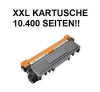 XXL Tonerkartusche wie Brother TN-2320 - 10.400 Seiten !! 4-fache Kapazität